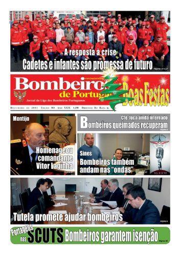 Dezembro - Jornal Bombeiros de Portugal