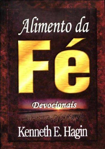kenneth e hagin - alimento da fé - Andando com Deus - Home