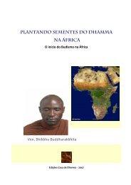 Plantando sementes do Dhamma na África - Sociedade Budista do ...