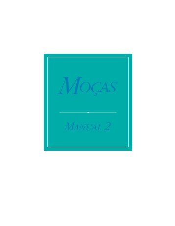 Moças – Manual 2 - The Church of Jesus Christ of Latter-day Saints