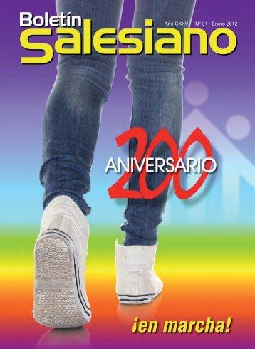 BS01 ENERO 01-20_BOLETIN SALESIANO 1 - Boletín Salesiano