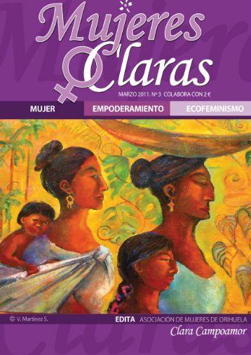 revista Mujeres Claras - Asociación de Mujeres de Orihuela Clara ...