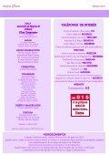 revista Mujeres Claras - Asociación de Mujeres de Orihuela Clara ... - Page 2