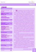 revista Mujeres Claras - Asociación de Mujeres de Orihuela Clara ... - Page 3