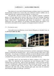 Capitulo 2 - Alessandro Tirloni - Famiglia Tirloni