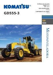 GD555-3 - UBIS - Bem Vindo ao painel de controle
