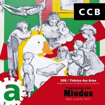 Fábrica das Artes - Centro Cultural de Belém
