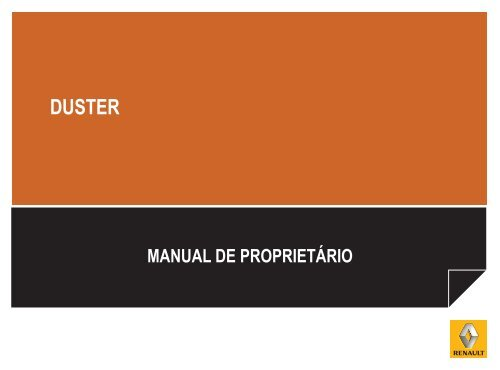Manual Completo - Renault do Brasil