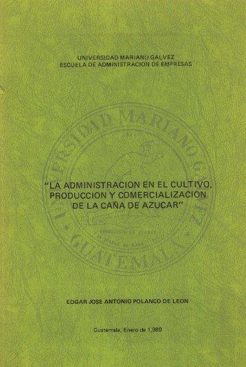 Page 1 Page 2 UNIVERSIDAD MARIANO GALVEZ ESCUELA DE ...