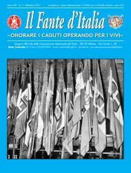 Il Fante d'Italia - Settembre 2012.pdf - Associazionetrivenetadelfante.it
