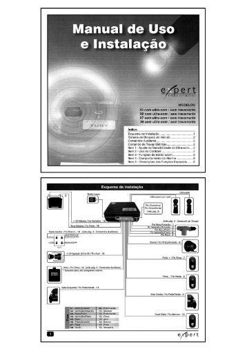 Manual de Uso e Instalaçã - Tury