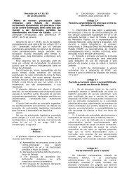 Decreto-Lei n.º 31/85 de 25 de Janeiro Altera as normas ...