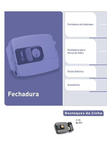 3 Fechadura - HDL