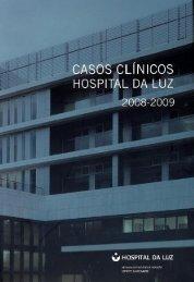 CaSoS CLÍNiCoS HOSPITAL DA LUZ