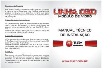 manual obd cruze - Tury