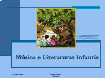 Música e Literaturas Infantis - Meloteca