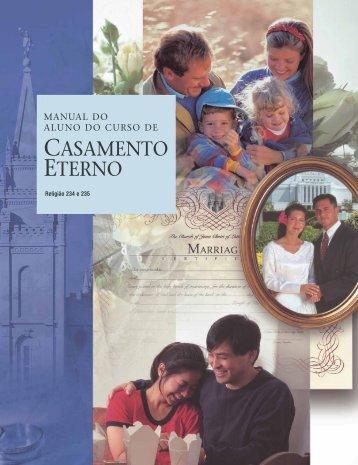 manual do aluno do curso de casamento eterno - The Church of ...