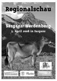 Sargans-Werdenberg - ZS-AG