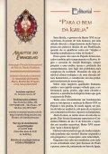 Oratório visita os pequeninos, os pobres e os doentes - Arautos do ... - Page 3