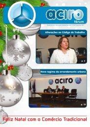 Revita ACIRO Dezembro 2012