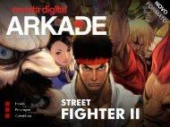 street fighter ii - Arkade