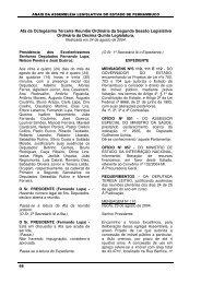 24/08/2004 - Assembleia Legislativa do Estado de Pernambuco ...