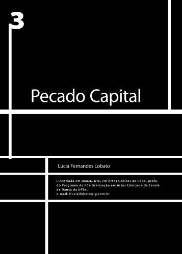 Pecado Capital - Faculdade Social
