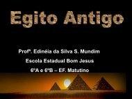 Egito Apresentação 4