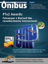 1 Revista Ônibus - Fetranspor
