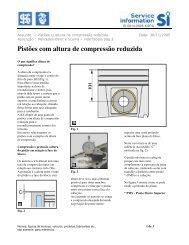 Aplicação : Mercedes-Benz e Scania – vide tabela pág.3 - MS Motor ...