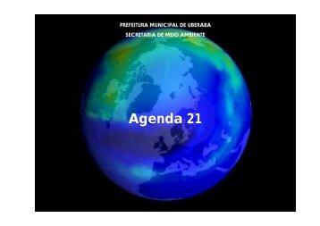 Agenda 21 - IFTO
