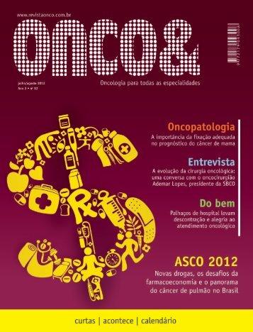 ASCO 2012 - Revista Onco