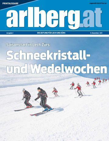 Arlberg-Zeitung I