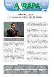 Maio 2008 nº 100 – pdf - Abrapa