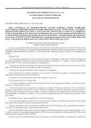 settore provinciale del genio civile - salerno - Regione Campania