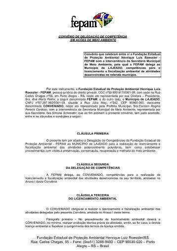 Convênio Delegação de Competência-12.02.08-OFICIAL - Fepam