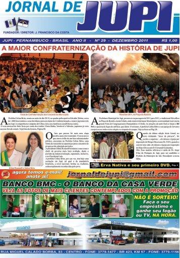 a maior confraternização da história de jupi - Prefeitura Municipal de ...