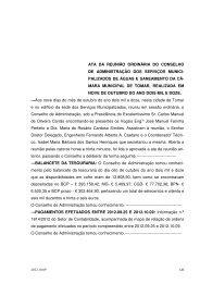 Ata - 09 DE OUTUBRO DE 2012 - Câmara Municipal de Tomar