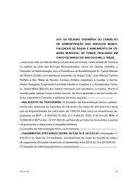 5 DE MARÇO DE 2013 - Câmara Municipal de Tomar