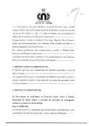 ACTA N.° 38/XIII 2. PERÍODO DA ORDEM DO DIA - Comissão ...