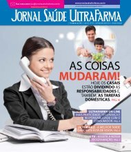 Fevereiro de 2013 - Jornal Saúde UltraFarma