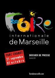 Carré gourmand - Foire internationale de Marseille