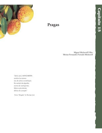 Pragas - Embrapa