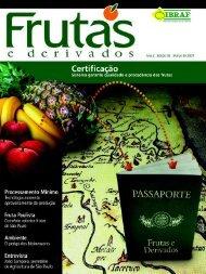 Revista Frutas e derivados - Edição 05 - Ibraf