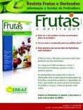 Revista Frutas e derivados - Edição 05 - Ibraf - Page 5