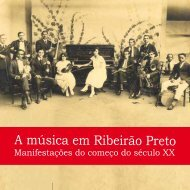 livro A Musica baixa - Ribeirão Preto