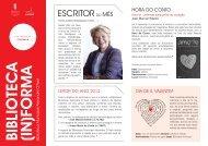 Newsletter Biblioteca fevereiro 2013 - Constância