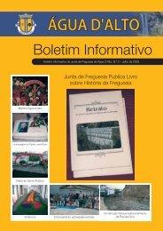 Boletim Informativo n5.cdr - Junta de Freguesia de Água D´Alto
