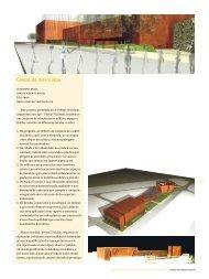 Centro de Arte Corpo - mdc . revista de arquitetura e urbanismo