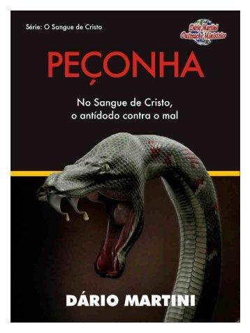 paginas - Peçonha - Semeadores de Fogo